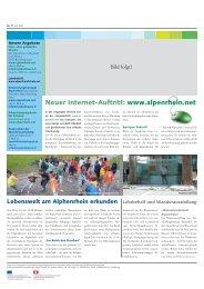 Ausgabe Nr. 11 - Juni 2007 - Internationale Regierungskommission ...
