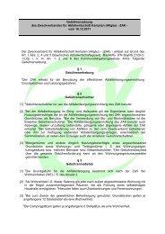 Gebührensatzung des Zweckverbandes für Abfallwirtschaft ... - ZAK
