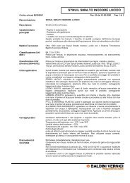 BV000041-05 Synuil Smalto Inodore Lucido