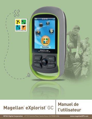 Manuel - Support - Magellan