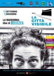 Brochure Città Visibile 2014
