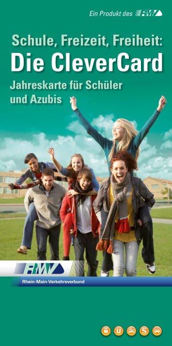 Die CleverCard - Anna-Schmidt-Schule