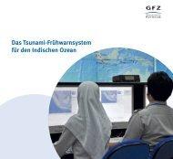 Das Tsunami-Frühwarnsystem für den Indischen Ozean