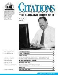 August - Ventura County Bar Association