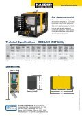 M 57 Utility 5.1–5.4 m³/min 180–190 cfm - Kaeser Compressors - Page 4