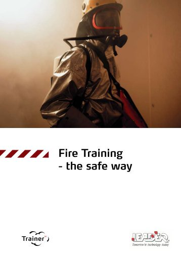 trainer smoke machine zc04.052.en.1 - Leader Group