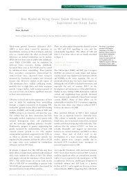 Bone Metabolism During Chronic Growth Hormone Deficiency ...