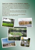 Spend Your Holiday At The Duinhorst Campsite - Camping Duinhorst - Page 2