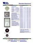 Apertures - Lenox Laser - Page 3