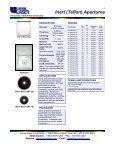 Apertures - Lenox Laser - Page 6