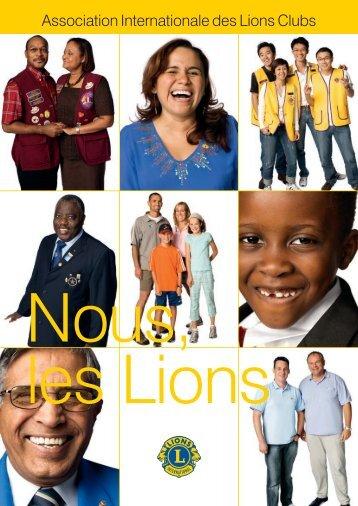 Brochure - Lions Clubs International - MD 112 Belgium