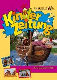 Kinderzeitung als PDF - Ferienwohnpark Immenstaad