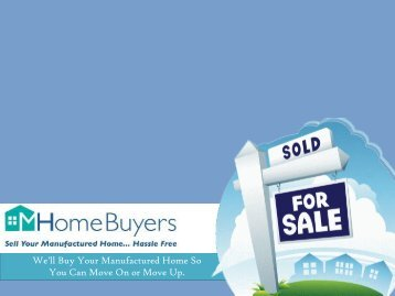 Sell My Mobile Home Indiana
