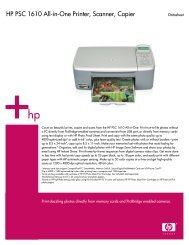 HP PSC 1610 All-in-One All-in-One Printer, Printer, Scanner ...
