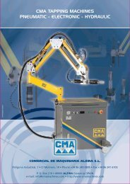 electronic - hydraulic - CMA