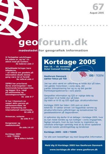67 geoforum.dk - GeoForum Danmark