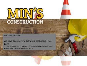 Canoga Park Construction Company