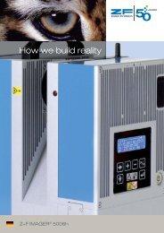 Z+F IMAGER 5006h - ZF-Laser