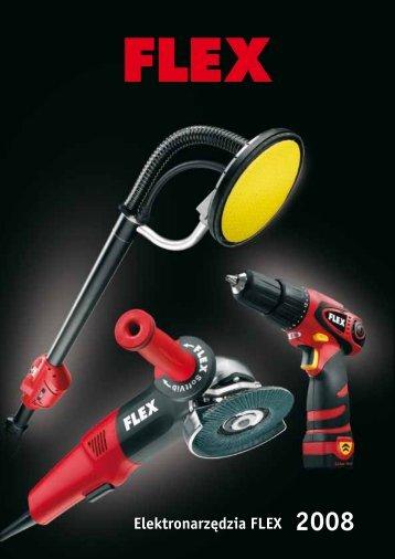 Katalog produktów FLEX