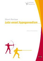 Late-onset hypogonadism - Touch Endocrinology