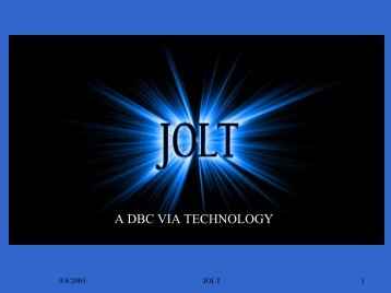 A DBC VIA TECHNOLOGY - Stellar Industries