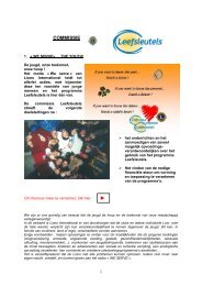 PDF document - Lions Clubs International - MD 112 Belgium