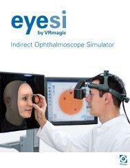 Indirect Ophthalmoscope Simulator - Optotechnik.com.ve