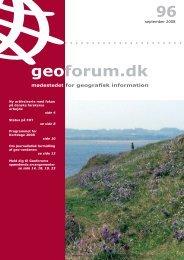 96 geoforum.dk - GeoForum Danmark