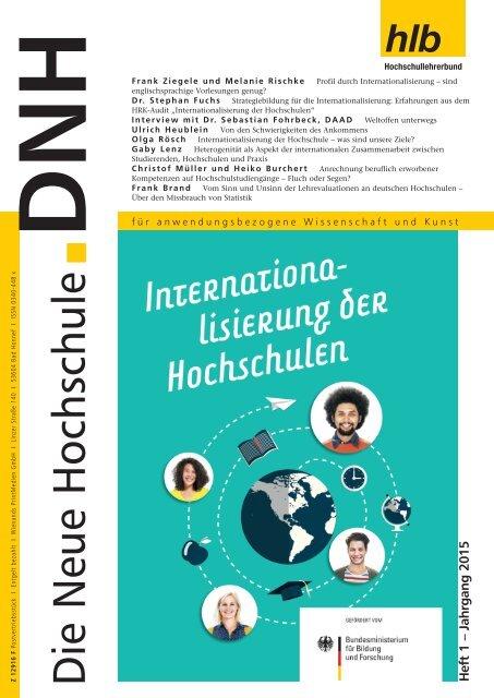 Die Neue Hochschule Heft 1/2015