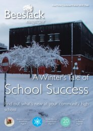 here - the Beeslack Community High School website