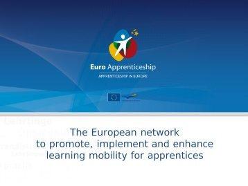 P. Perfetti – EuroApprenticeship