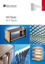 HiFi Racks Hi-Fi Racks - Finite Elemente