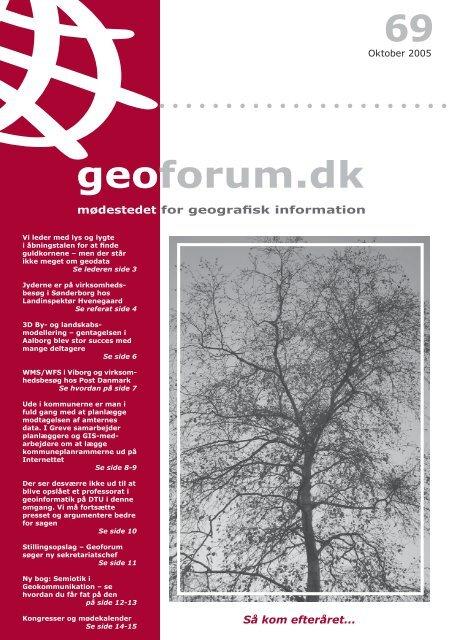 69 geoforum.dk - GeoForum Danmark