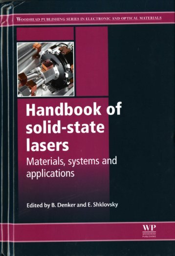Part 9: Powering Solid-State Lasers - Kigre, Inc.