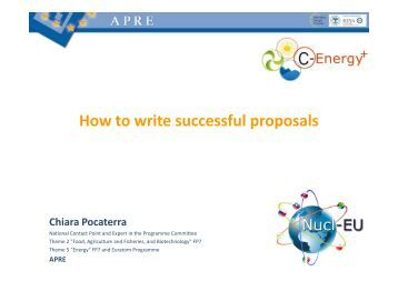Write a successful grant proposal – Academized Lifestyle