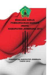 Tahun 2013 - Pemerintah Kabupaten Jembrana