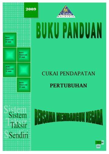 Buku Panduan TF 2009 - Lembaga Hasil Dalam Negeri