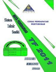 Nota Penerangan TF 2011 - Lembaga Hasil Dalam Negeri