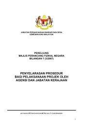 MAJLIS PERANCANG FIZIKAL NEGARA(MPFN)