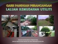 Inisiatif 13 : GP Perancangan Laluan Kemudahan Utiliti