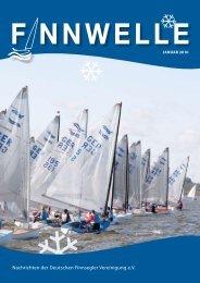 Ausgabe 2010 - Finnsegler Vereinigung