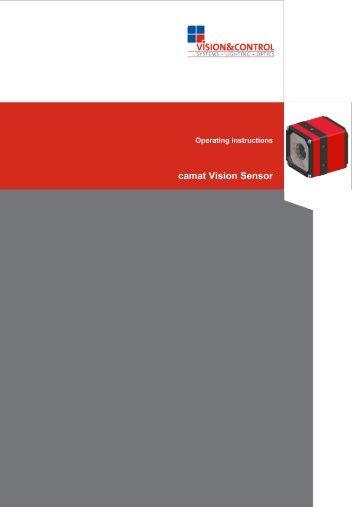 camat Vision Sensor - Vision & Control