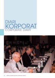 Diari Korporat - KWSP