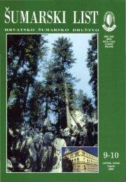 ÅUMARSKI LIST 9-10/2003 - HÅD