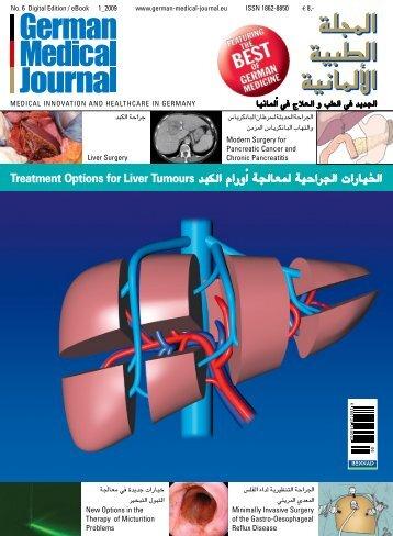 جراحة الكبد - the German Medical Journal