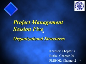 In Search Of Excellence In Project Management