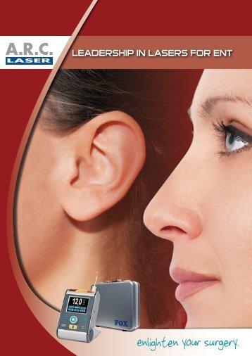 Leadership in Lasers FOr enT - Optotechnik.com.ve