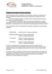 COPAS-Normativa-Sistema Competicion_temporada 14-15_Valencia
