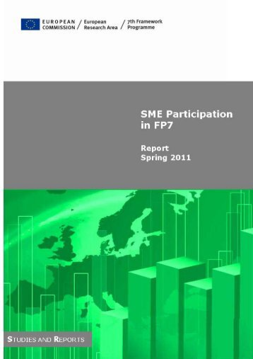 Chapter 2. SME Participation in the Cooperation Programme