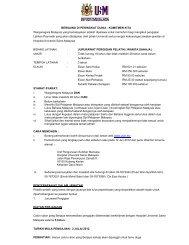 Jururawat Pergigian - Universiti Sains Malaysia